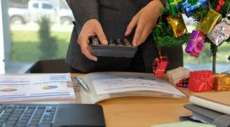 Submitting Your Self-Assessment Fast This Christmas