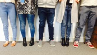 CloudAccountant were delighted to support Jeans for Genes day