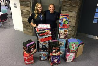 Countdown to Christmas made special for local children